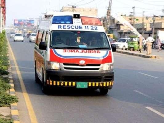 لاہور گھرکی ہسپتال کے قریب آئل ڈپو میں آگ بھڑکنے کے باعث 5  افراد جاں ..
