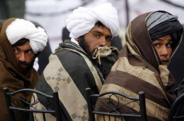 افغان طالبان نے 7 شہریوں کے سر قلم کرنے والے جنگجوؤں کو پھانسی دیدی