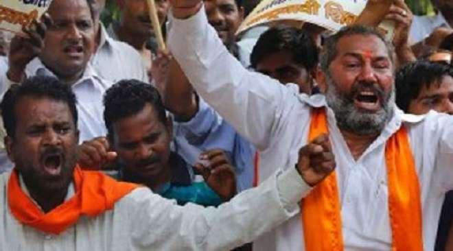 بنگلورو : ٹیپو سلطان کی سالگرہ منانے پر انتہا پسندوں کا احتجاج، دو افراد ..