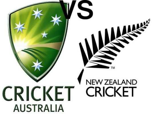 آسٹریلیا اور نیوزی لینڈ کے درمیان سیریز کا دوسرا میچ 13سے 17 نومبر تک ..