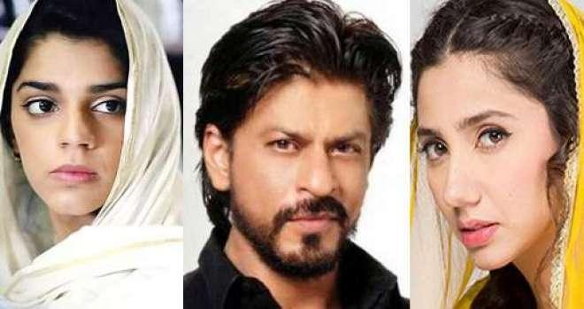بالی وڈ کی فلم رئیس میں شاہ رخ خان کے ہمراہ ماہرہ خان سے قبل صنم سید ..