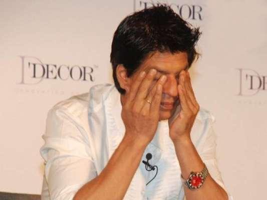 ممبئی : بھارتی فلمسٹار شاہ رخ خان پر غیر ملکی کرنسی کے قوانین کی خلاف ..