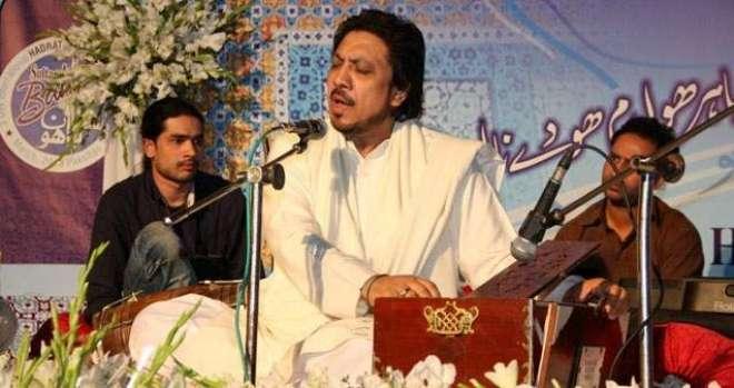 نامور کلاسیکل گلوکار استاد حامد علی خان نجی دوسرے پر آج امریکہ روانہ ..