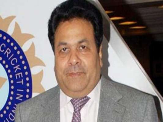 پاک بھارت سیریز ،گیند حکومت کے کورٹ میں ہے 'راجیو شکلا
