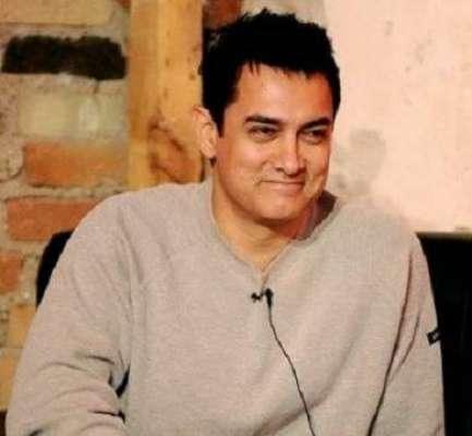 """عامرخان کا فلم """"پریم رتن دھن پایو"""" کی کامیابی کے لئے نیک خواہشات کا .."""