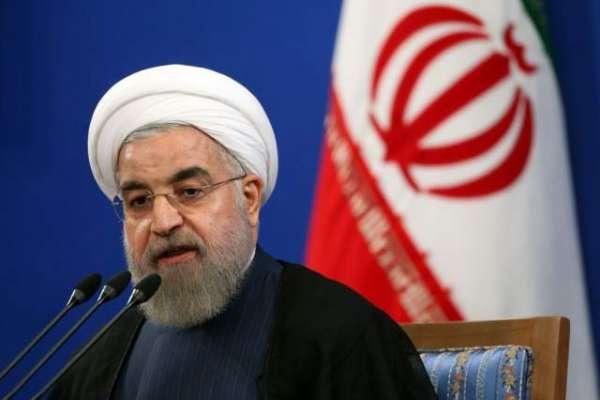 فرانسیسی صدر اور ایرانی صدر کی ملاقات حلال اورشراب سے پاک کھانا نہ ..