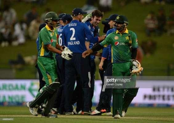 یونس خان کی ایک روزہ کرکٹ کی آخری اننگ کا 9 رنز پر اختتام
