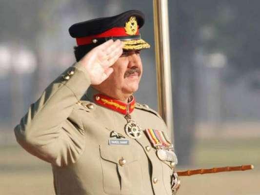راولپنڈی : آرمی چیف جنرل راحیل شریف کی چینی فوج کے وفد سے ملاقات۔ آئی ..