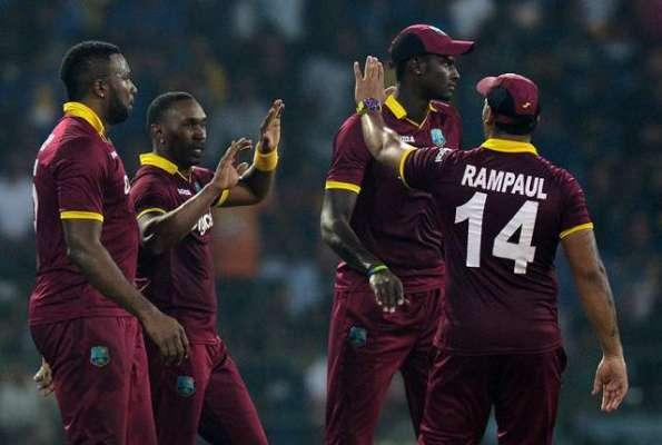 ویسٹ انڈیز نے سری لنکن ٹور میں پہلی فتح حاصل کرلی