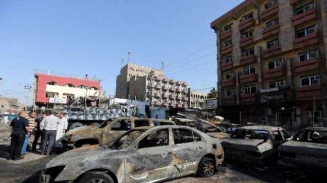 لبنان کے دارلحکومت بیروت میں خود کش دھماکہ، 20 افراد جاں بحق
