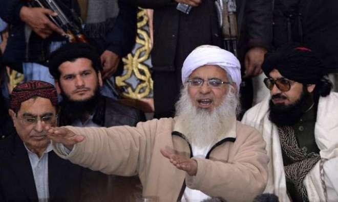 اسلام آباد : وزارت داخلہ نے لال مسجد کے سابق خطیب مولانا عبد العزیز ..