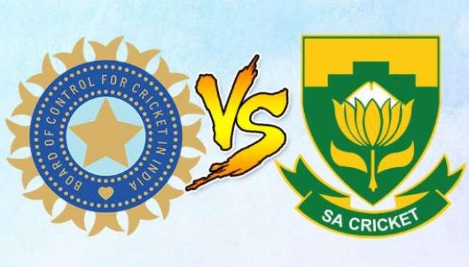 بھارت اور جنوبی افریقہ کے درمیان دوسرا ٹیسٹ کل شروع ہو گا