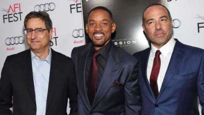 """فلم"""" کنکیوژن"""" کالاس اینجلس میں رنگا رنگ پریمیئر کا انعقاد"""