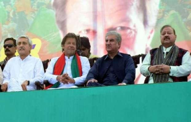 پاکستان تحریک انصاف تین دھڑوں میں بٹ چکی ہے ، معروف صحافی مبشر لقمان ..