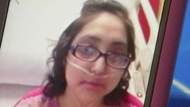 امریکا میں زیر علاج پاکستانی لڑکی نے والدین سے ملنے کی خواہش کا اظہار،تاہم ..