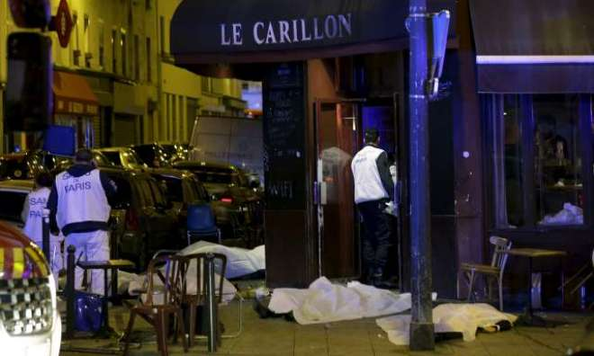 فرانس کے ریسٹورنٹ میں فائرنگ اور دھماکے،26افراد ہلاک، متعدد زخمی،
