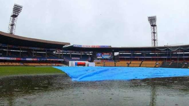 بھارت اور جنوبی افریقہ کے مابین جاری ٹیسٹ کا تیسرا روز بھی بارش کی نظر ..