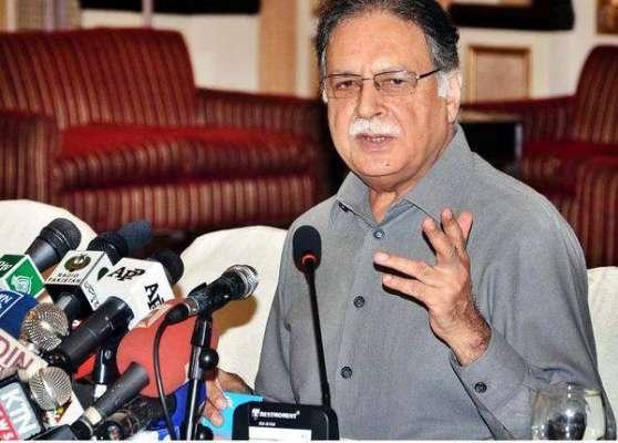 سینیٹر پرویز رشید کو ایک بار پھر وفاقی وزیر بنائے جانے کا امکان