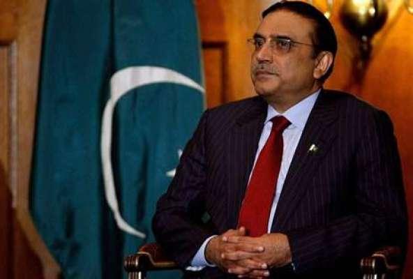 سابق صدر آصف زرداری نے شریف خاندان کو گرفتار کرنے کا مطالبہ کر دیا