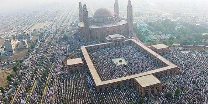 امام کعبہ شیخ خالد الغامدی کل جامع مسجد بحریہ ٹاؤن میں نماز جمعہ کا خطبہ دینگے ،امامت کریں گے