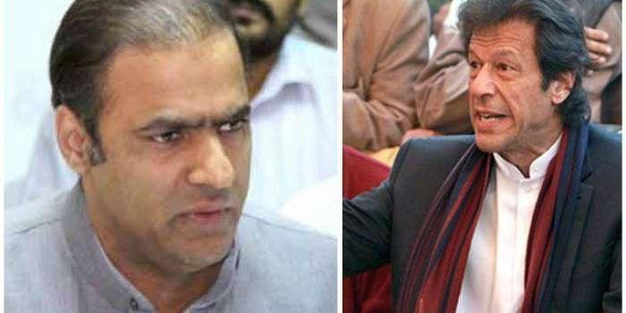 عمران خان غیر ملکی ایجنٹ ہیں،دماغی توازن درست نہیں' علاج کرائیں، خرچہ پارلیمنٹ برداشت کرے گی' غیر ملکی شخص کی جانب سے نئے صوبوں کا بیان آپس میں لڑانے والی بات ہے  وزیر مملکت پانی و بجلی عابد شیر علی کی میڈیا سے گفتگو