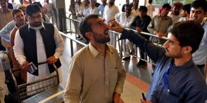 عالمی اداروں کا پاکستان پر سفری پابندیاں برقرار رکھنے کا فیصلہ  کوئی بھی پاکستانی بغیر پولیو سرٹیفکیٹ کے بیرون ملک سفر نہیں کر سکتا ٗاجلاس میں فیصلہ