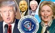 امریکہ صدارتی انتخابات:ری پبلکن پارٹی میںڈونلڈ ٹرمپ اور ٹیڈکروزکے ..