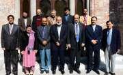 """جی سی یو میں'اسلام ،امن اور پاکستان """"کے موضوع پر خصوصی لیکچرکا انعقاد"""