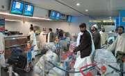 مسافروںکی سہولت کے پیش نظر پی آئی اے نے مانچسٹر کے لیے اضافی سامان ..