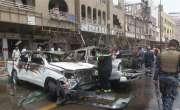 عراق میں دینی مزار کے قریب دھماکا، 17افرادجاں بحق