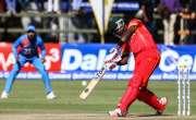 پہلا ٹی ٹونٹی ، زمبابوے نے سنسنی خیز مقابلے میں بھارت کو شکست دیدی