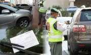 عمان: ٹریفک جرمانوں میں 200فیصد اضافہ