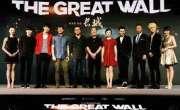 نئی ہالی ووڈفلم ''دی گریٹ وال'' کا ٹریلر جاری