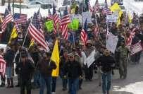 امریکی ریاست اوریگن میں مسلح افراد کا وفاقی عمارت پر قبضہ، مطالبات ..