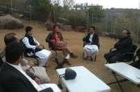 عمران خان نے کینسر کے مرض میں مبتلا شخص انور اللہ خان کی ملاقات کی خواہش ..