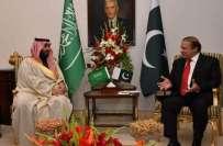 سعودی عرب کی سلامتی کو خطرہ ہوا تو پاکستان ساتھ کھڑا ہوگا، سعودی ایران ..