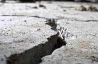 انڈونیشیا کے جزیرے مولوکو میں زلزلے کے شدید جھٹکے محسوس کیے گئے ہیں