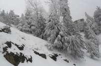 دادو گورکھ ہل، سندھ کا واحد علاقہ جہاں برف باری ہوتی ہے