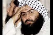 پاکستان نے مسعود اظہر کی گرفتاری کے حوالے سے باضابطہ مطلع نہیں کیا: ..