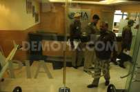 نئی دہلی میں پی آئی اے کے دفتر پر حملہ کرنے کے الزام میں شیو سینا کے ..