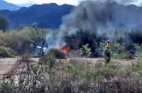 امریکہ میں 2 فوجی ہیلی کاپٹر ٹکرا کر تباہ ،12اہلکار لاپتہ ،تلاش جار ی