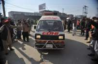 حساس اداروں نے باچا خان یونیورسٹی پر حملہ کرنے والے دہشت گردوں کے گھروں ..