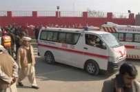 چارسدہ پر حملہ کرنے والے دہشت گردوں میں 2 دہشت گرد عباس سواتی اور علی ..