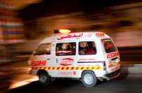 کراچی میں صندوق میں بند لاش برآمد' علاقے میں خوف و ہراس پھیل گیا