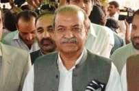 گورنر خیبرپختونخواہ سردار مہتاب خان عباسی کا استعفا دینے کا فیصلہ