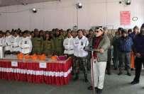 برفانی تودے تلے دبنے والی بھارتی فوجی ہلاک ہو چکے ہیں، بھارتی حکام