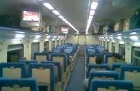 بغیر ٹکٹ ریلوے میں سفر کرنے والے مسافروں سے ایک کروڑ 30 لاکھ روپے جرمانہ ..