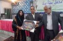 انقلاب اسلامی ایران کی38ویں سالگرہ کی مناسبت سے خانہ فرہنگ ایران لاہور ..
