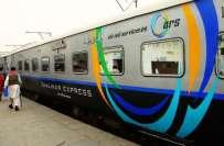 کراچی سے حیدر آباد ریلوے کرایوں میں کمی کر دی گئی