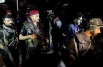شیخوپورہ کی شرقپور روڈ پر انسداد دہشت گردی پولیس کی کاروائی، 7 دہشت ..